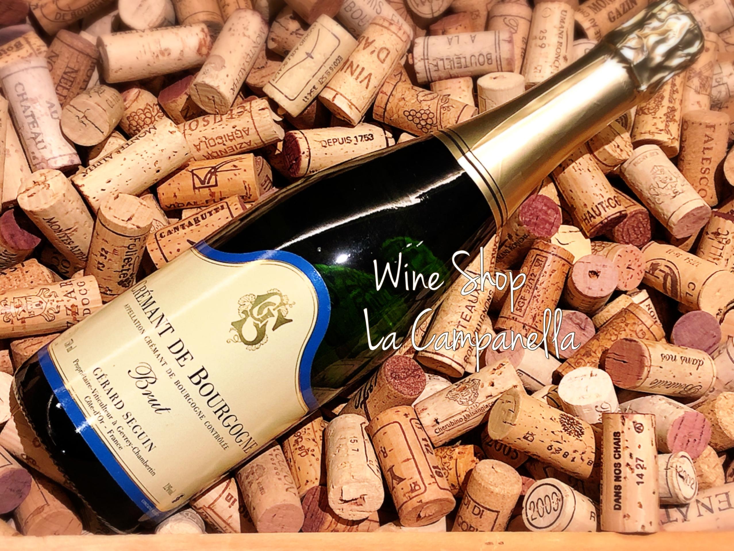 Crémant de Bourgogne Brut / Domaine Gérard SEGUIN