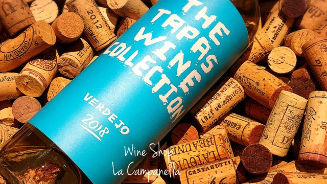 The Tapas Wine Collection Verdejo 2018