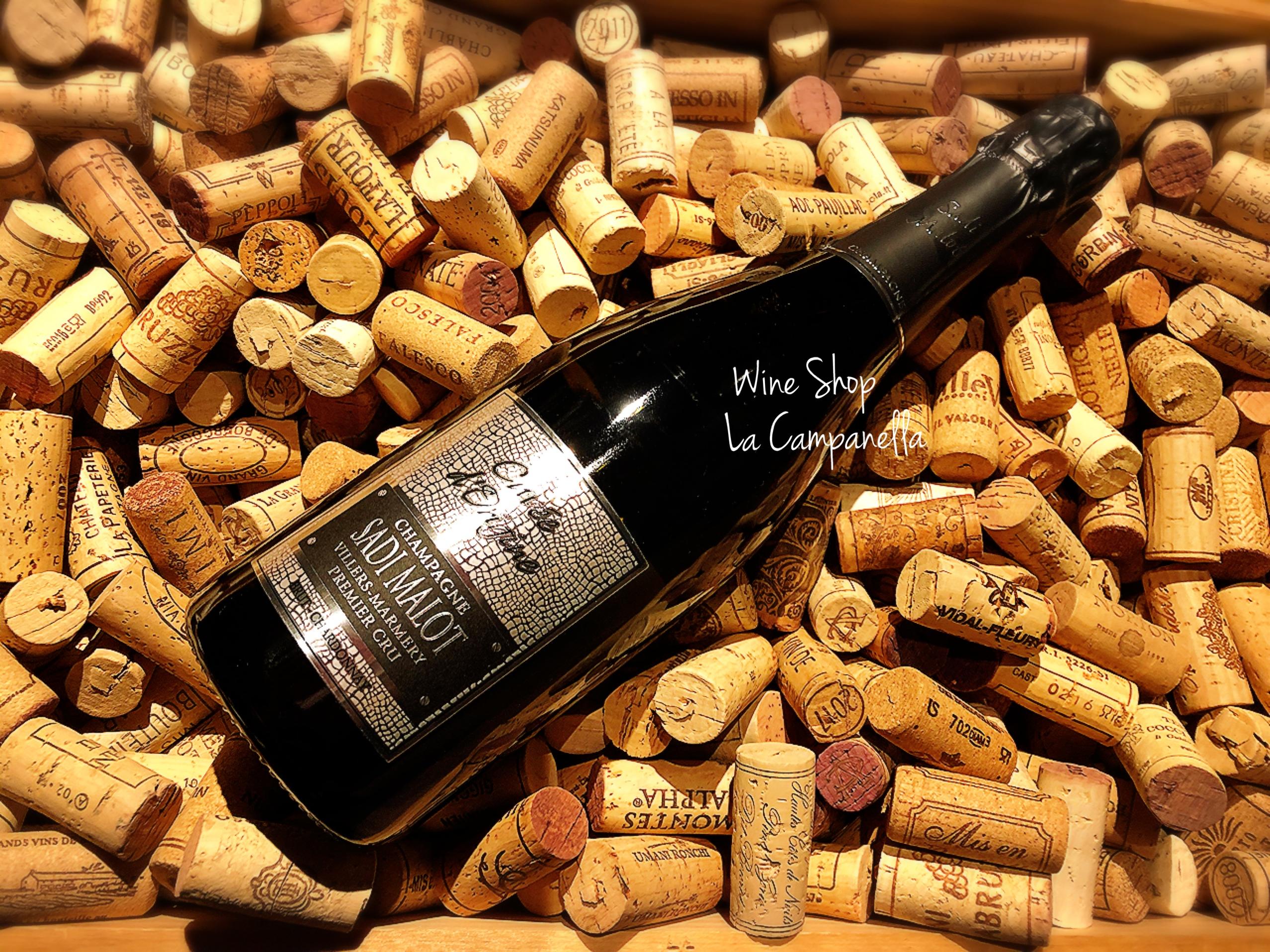 Champagne Cuvee d'origine Premier Cru
