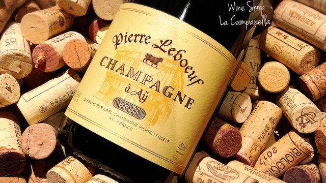 Champagne Brut Pierre LEBOEUF