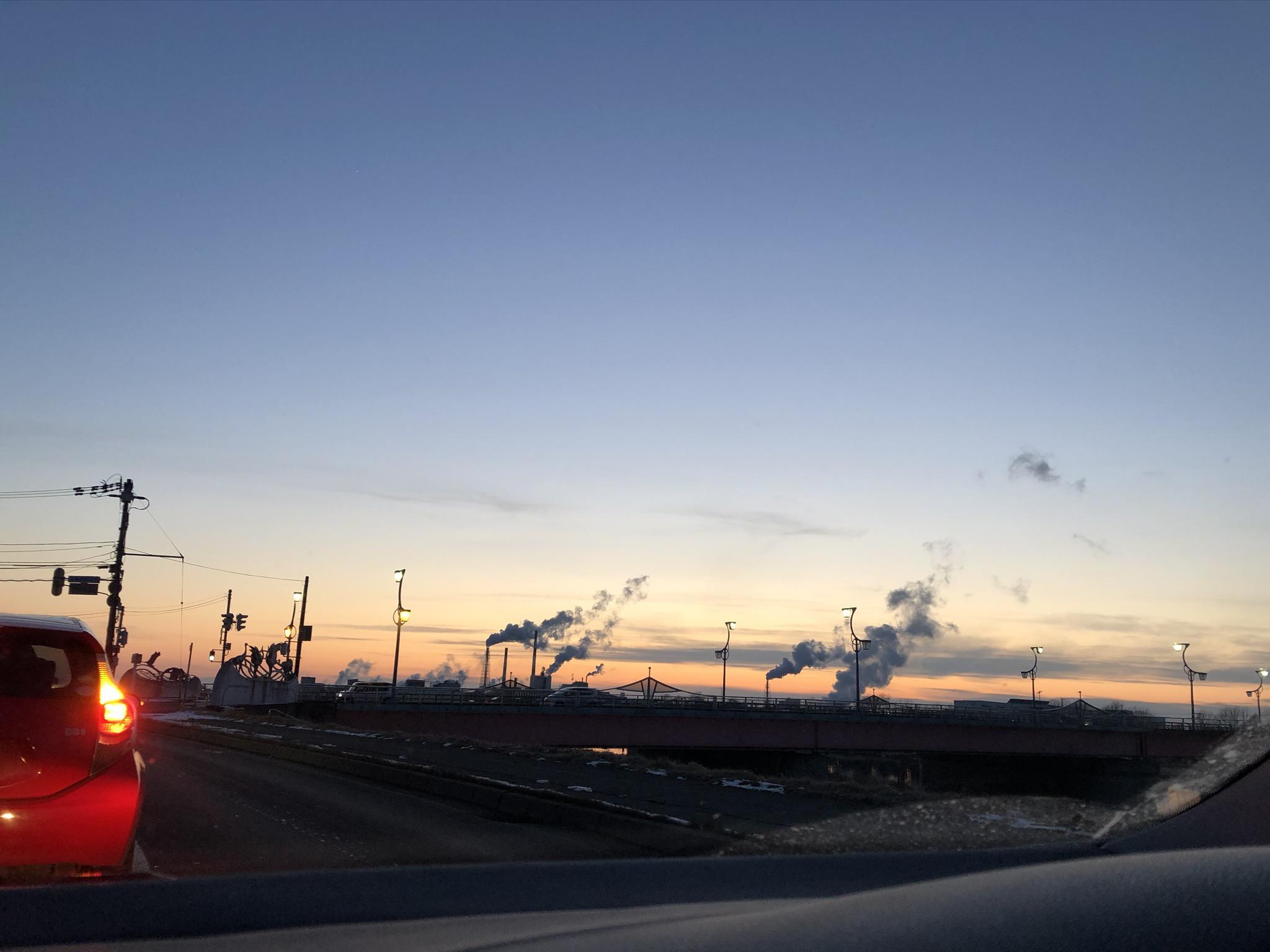 釧路製紙工場