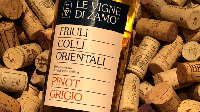 Colli Orientali Del Friuli Pinot Grigio 2013 Le Vigne Di Zamo