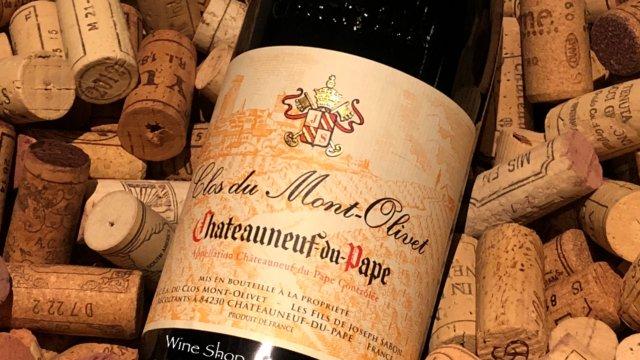 Clos du Mont Olivet Châteauneuf du Pape2004