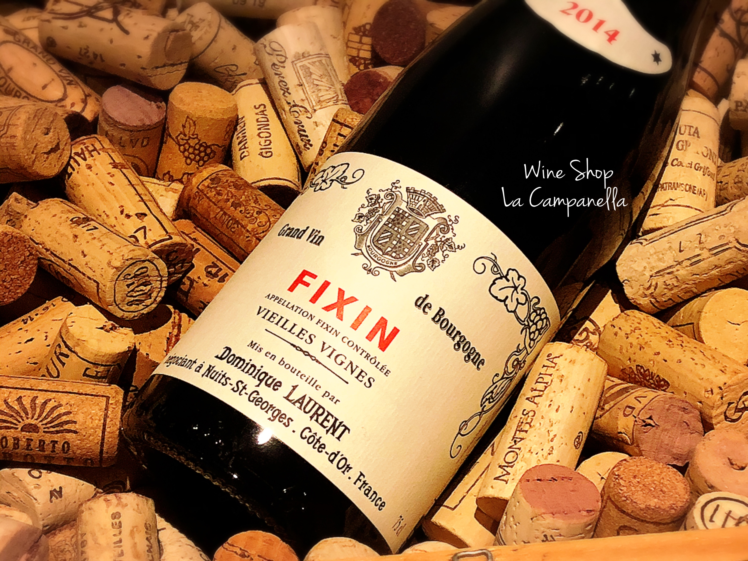 Dominique Laurent AOC FIXIN Vieilles Vignes 2014