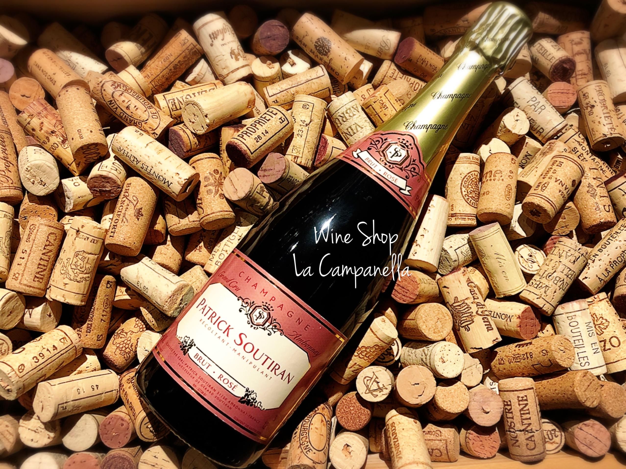 Champagne Rose Grand Cru