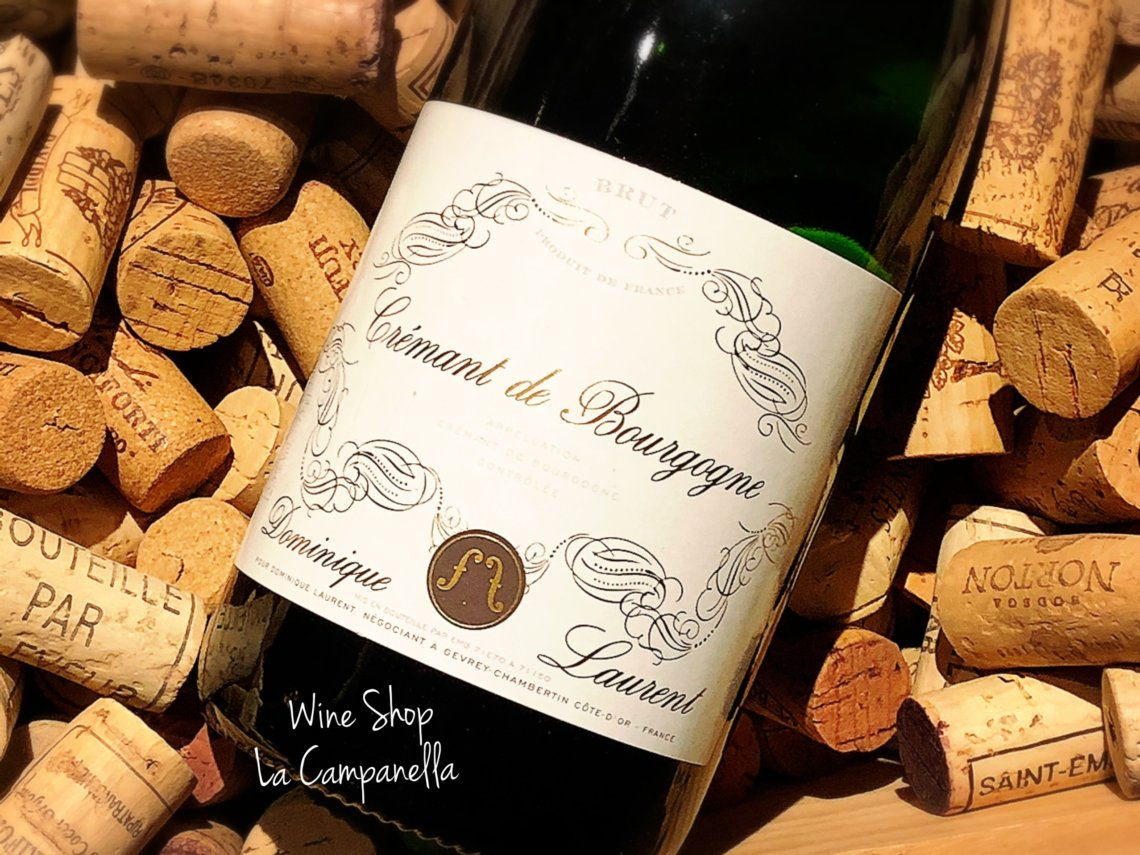 Dominique Laurent Cremant de Bourgogne