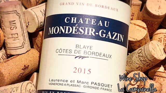Chateau Mondesir Gazin