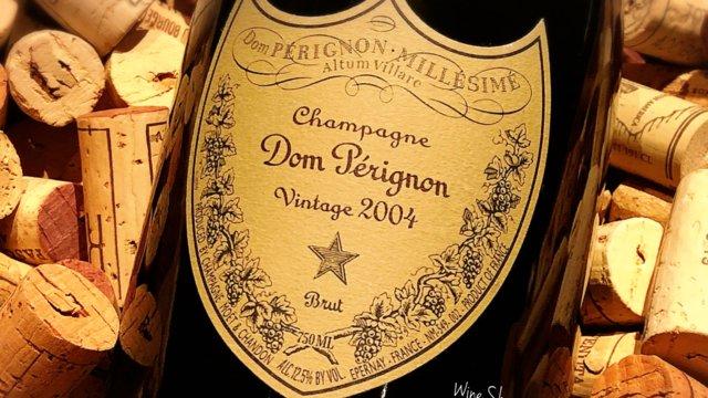 Moet & Chandon Dom Perignon 2004