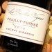 Pouilly Fuissé Les Vieilles Vignes