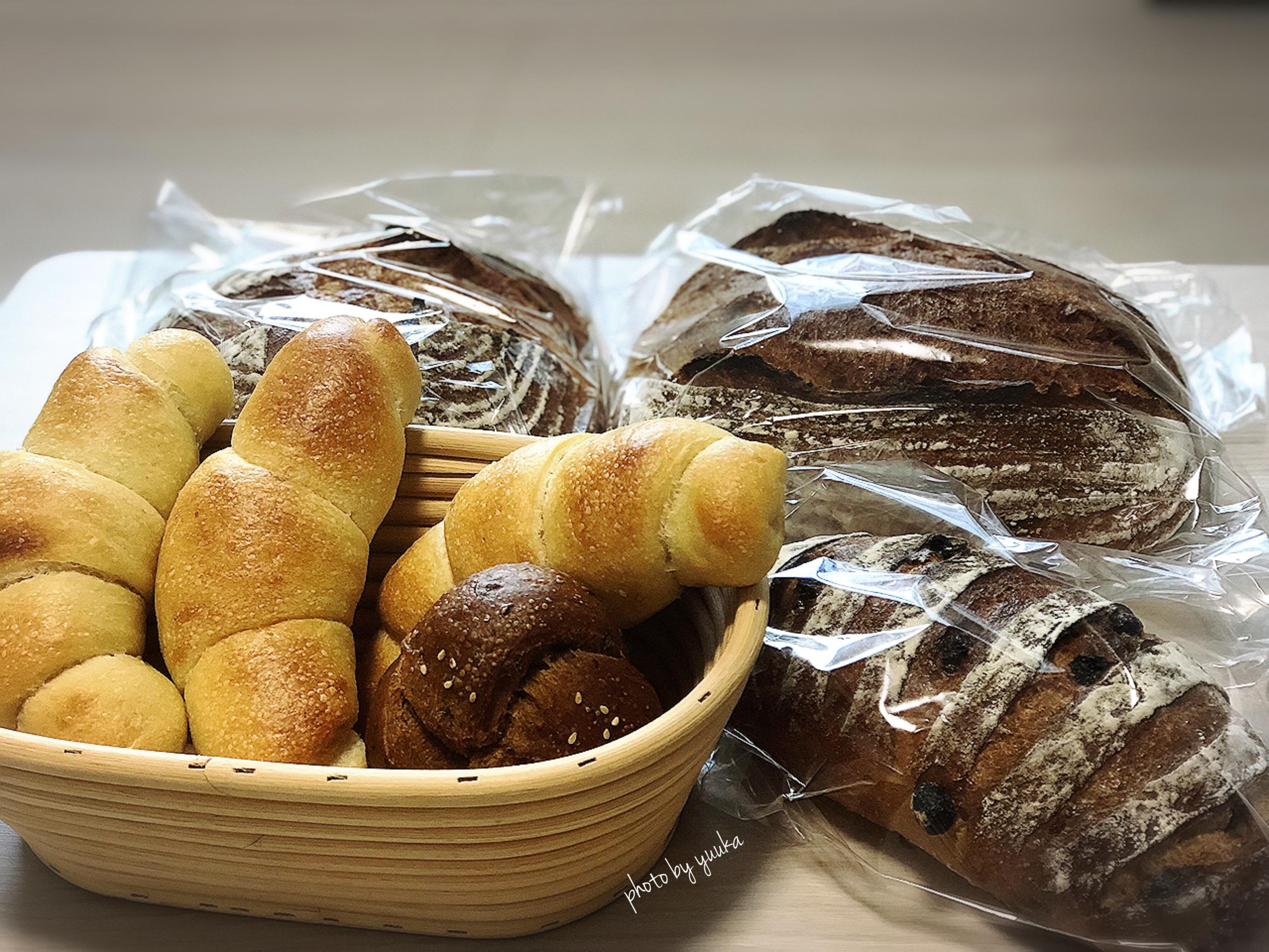 地球のめぐみパン工房ルナジェナ