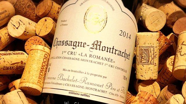 Chassagne Montrachet Premier Cru La Romanee
