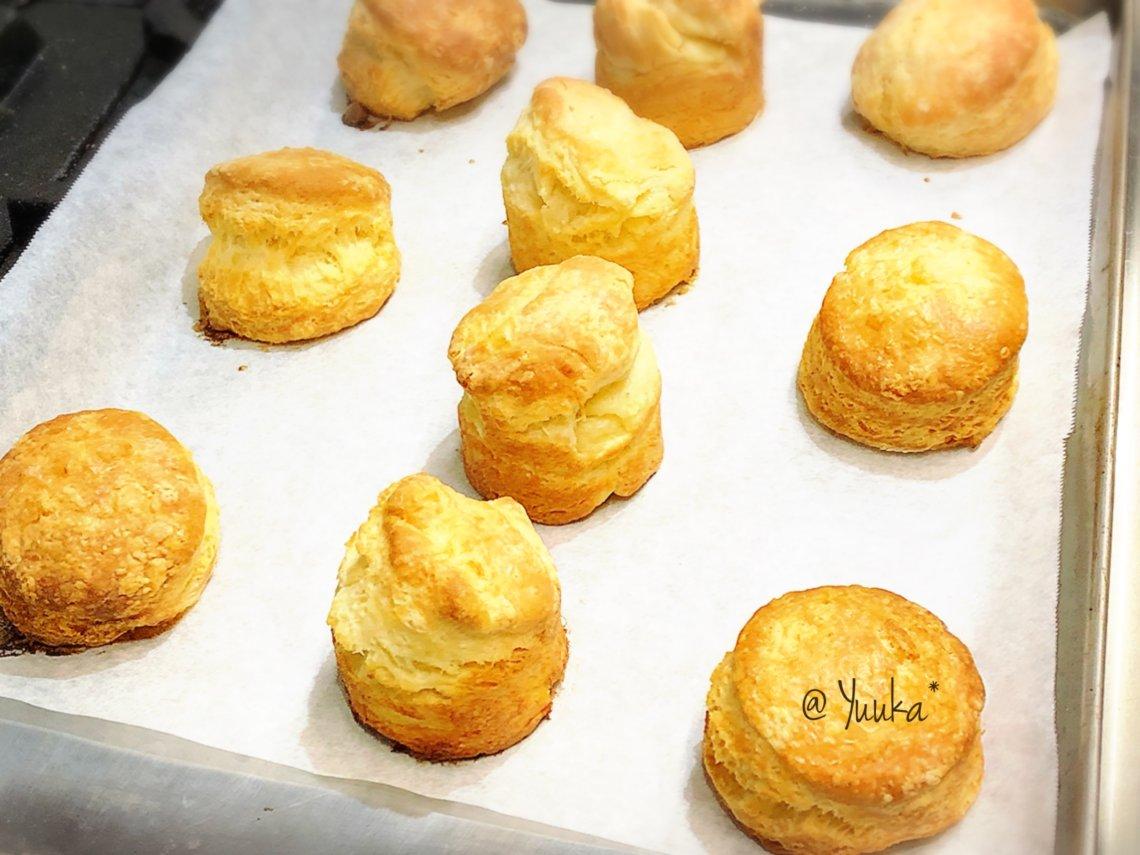 ケンタッキー風biscuit
