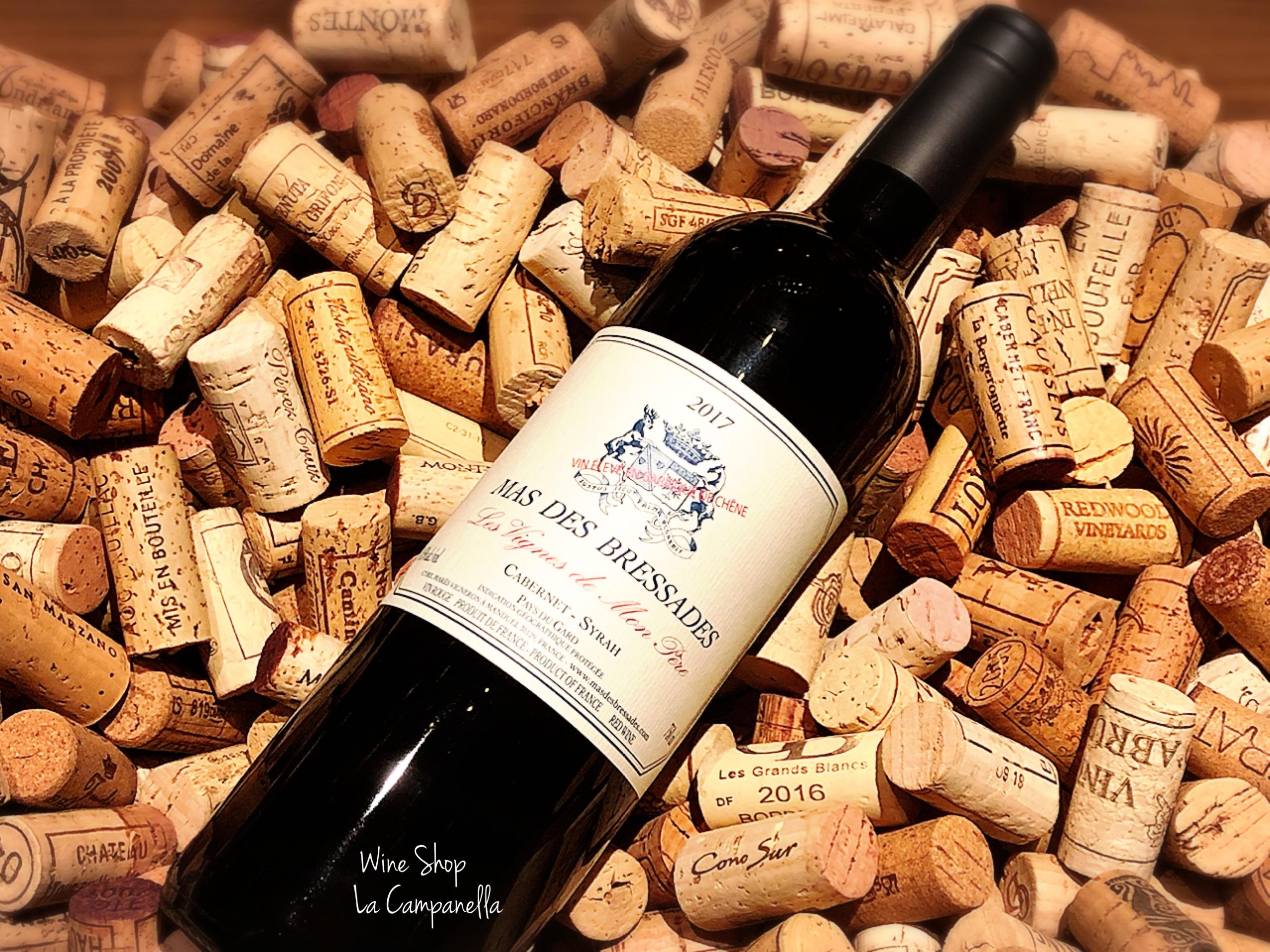 Pays du Gard Les Vignes de Mon Pere