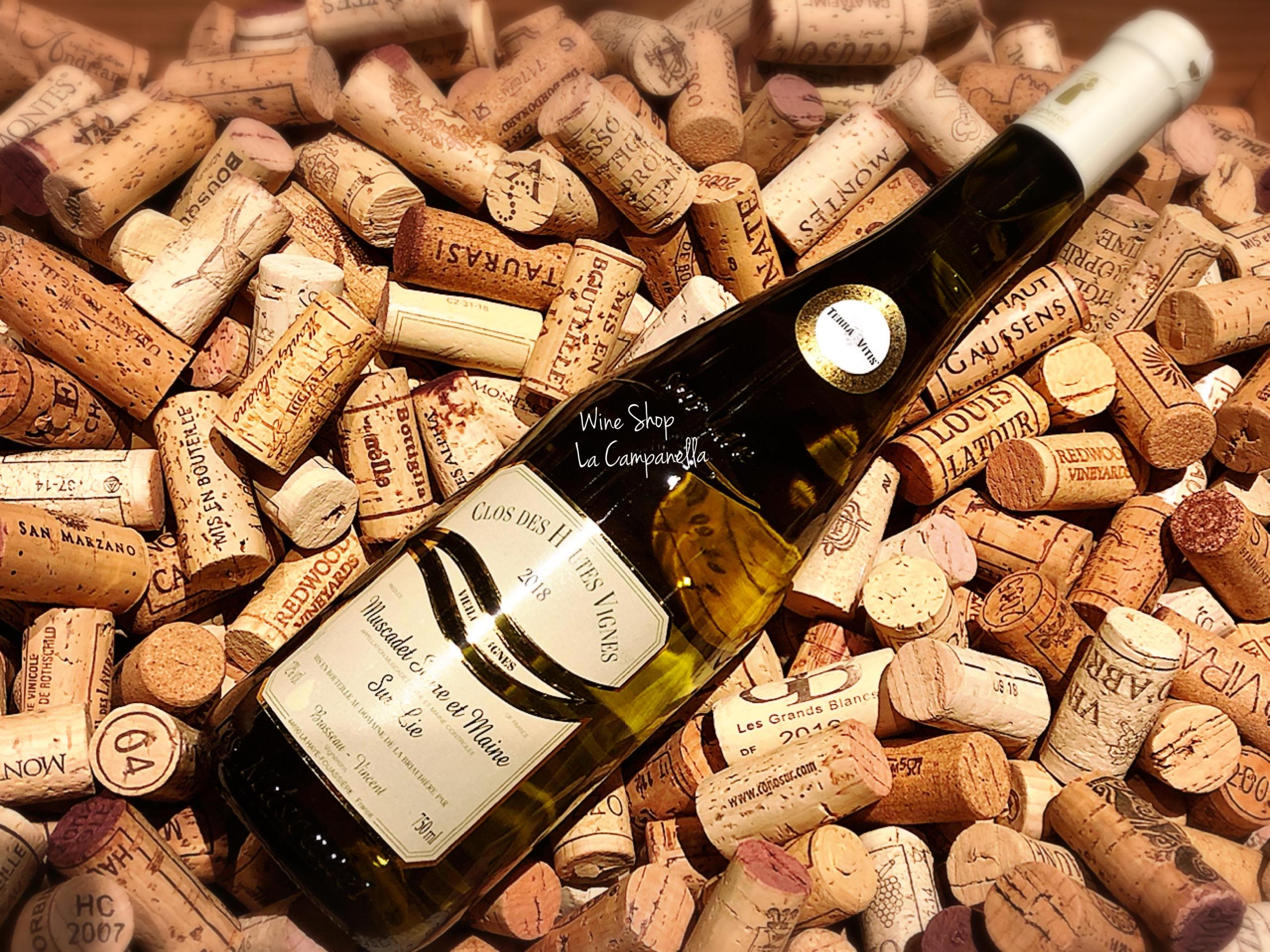 Muscadet Sevre et Maine Sur Lie Clos des Hautes Vignes Vieilles Vigne