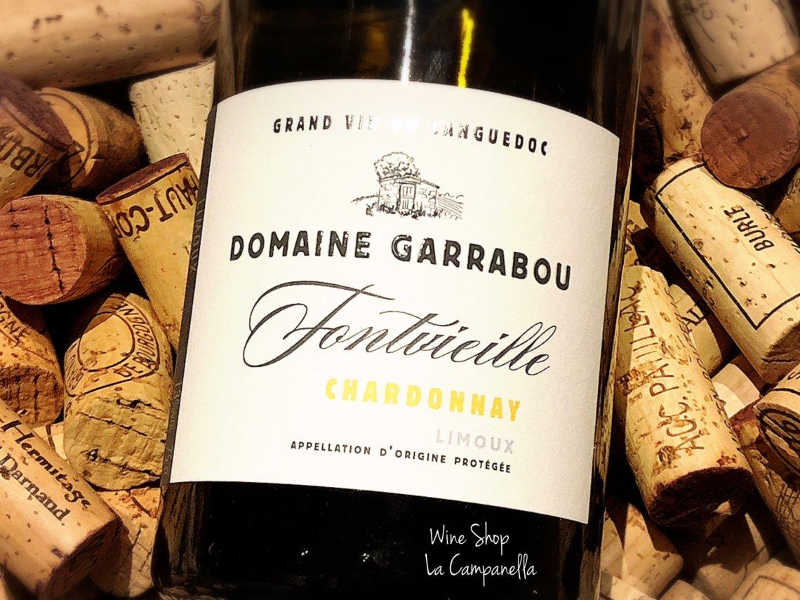 Fontvieille Chardonnay Limoux DomaineGarrabou