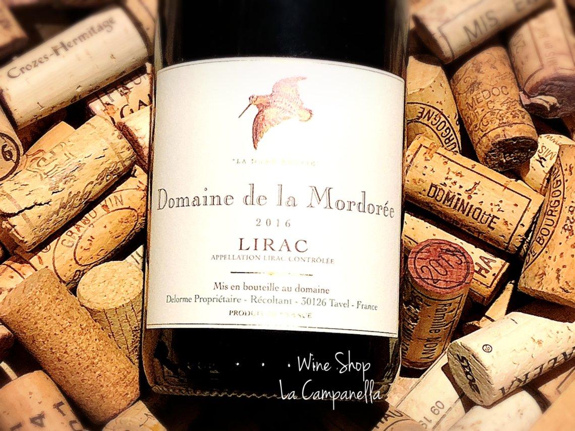 Lirac Rouge La Dame Rousse