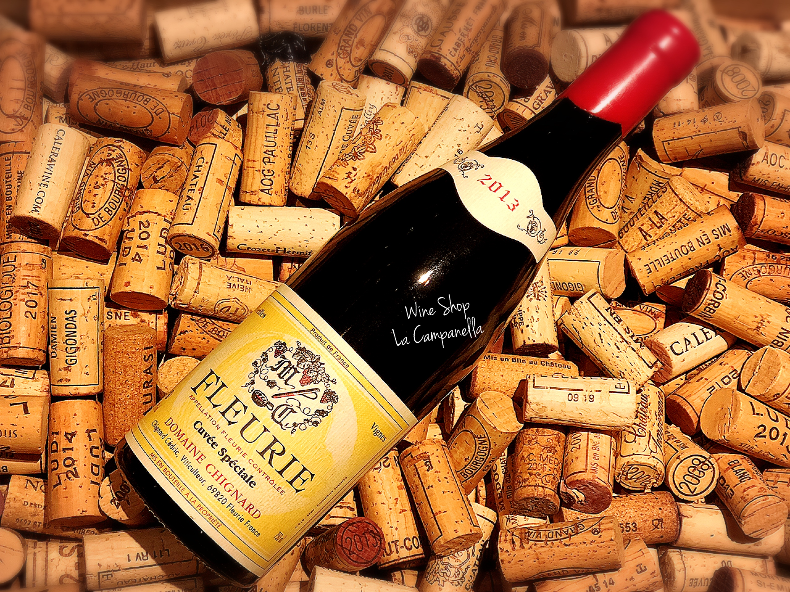 Fleurie Cuvee Special Vieilles Vignes