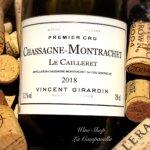 Chassagne Montrachet Blanc Premier Cru Clos du Cailleret