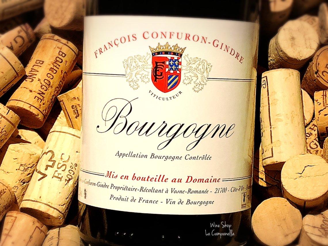 François Confuron Gindre Bourgogne Rouge