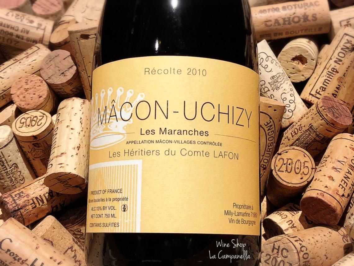 MACON UCHIZY LES MARANCHES 2010