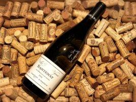 Santenay Blanc Les Vieilles Vignes 2014