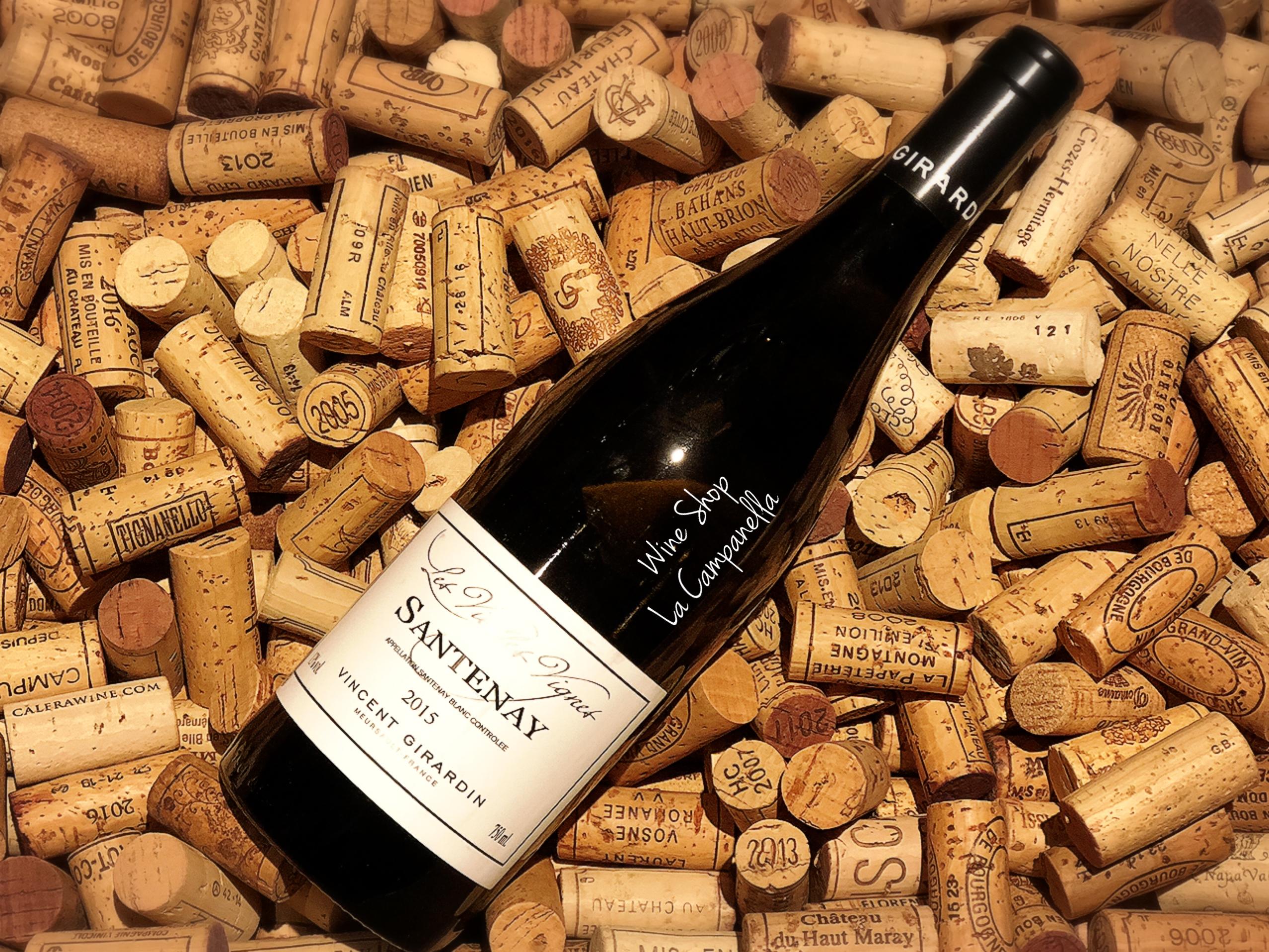 Santenay Blanc Les Vieilles Vignes 2015