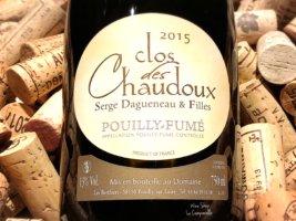 Pouilly Fume Clos des Chaudoux 2015