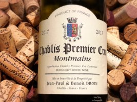 Chablis Premier Cru Montmain2017