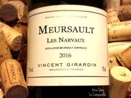 Meursault Blanc Les Narvaux2016
