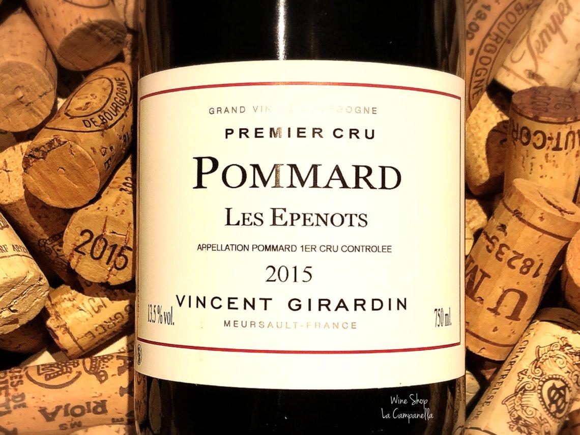 Pommard Premier Cru Les Epenots 2015