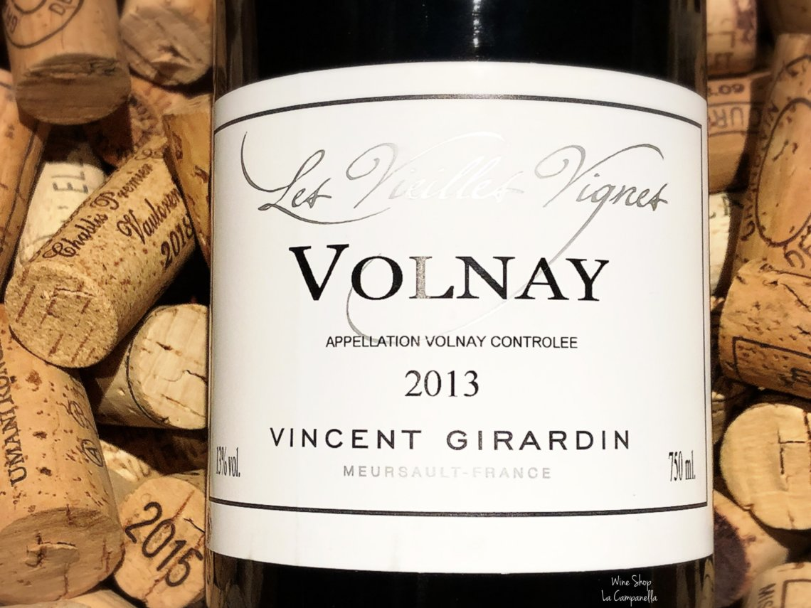 Volnay Les Vieilles Vignes