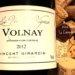 Volnay Les Vieilles Vignes 2012