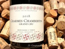 CHARMES CHAMBERTIN GRAND CRU MARCHAND TAWSE 2018
