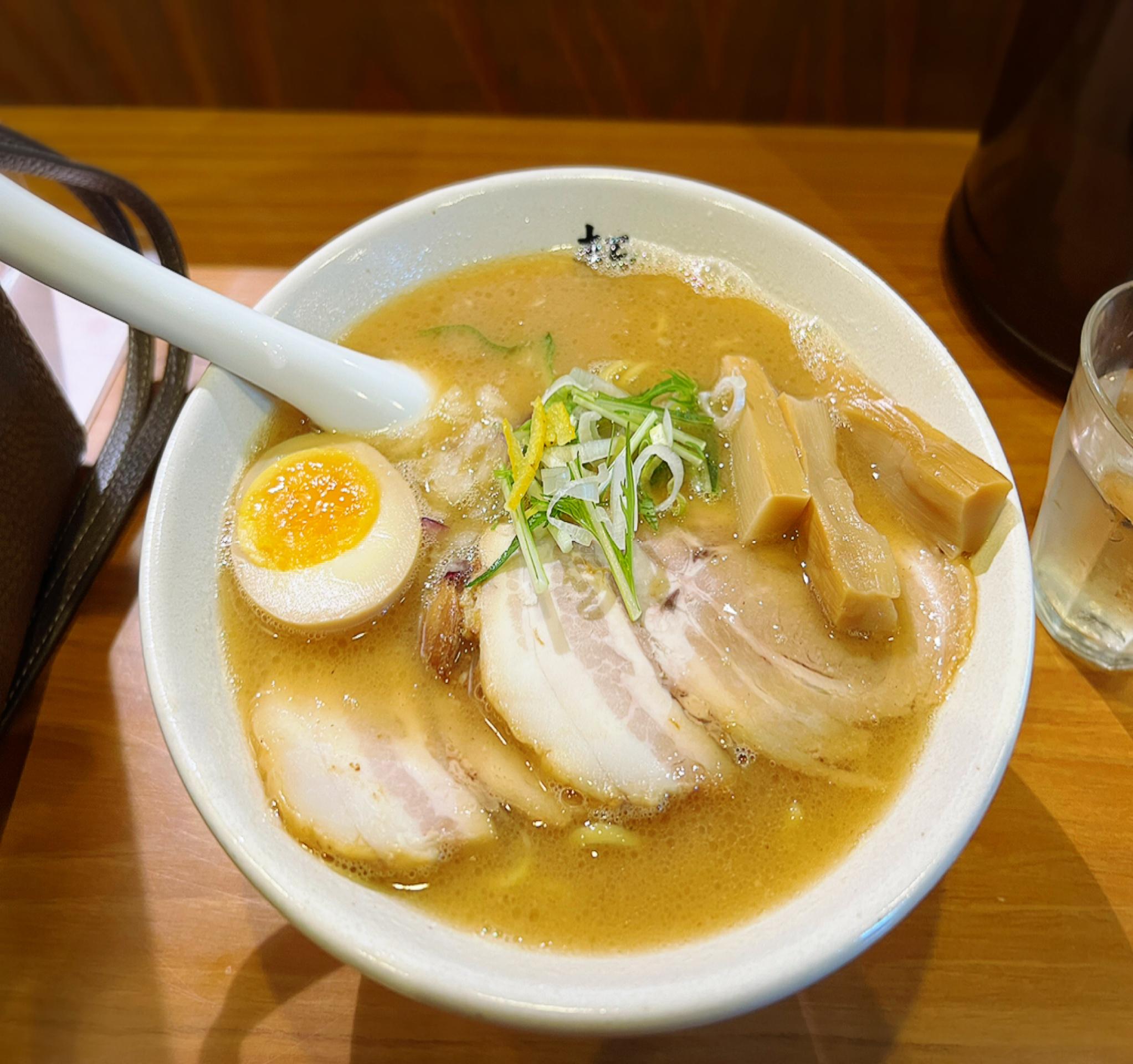 釧路 麺屋 武双